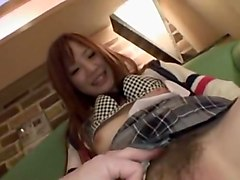 Exotic Japanese whore Rin Momoka in Hottest Doggy Style JAV clip