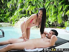 brazzers - dirty masseur -  my stepsisters ba