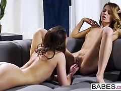 babes - lets get natural  starring  mary kali