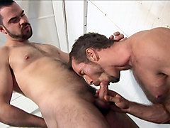Dolan & Rocco Banks in Best Of Rocco Banks Scene 1 - Bromo