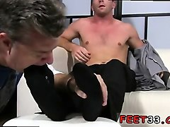 human having sex with gay porn scott has a new foot slave