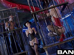 Bondage Compilation Attachée