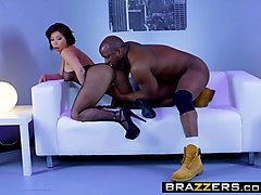 brazzers - big wet butts - aleksa nicole and prince yashua -  fuck my fishnets