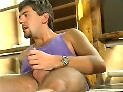sporty and sweet young chick seduced for hardcore threesome
