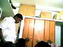 indian girl fucked in a locker room by her co-worker