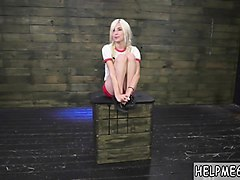 3d monster bondage and extreme anal toy helpless teenager pi