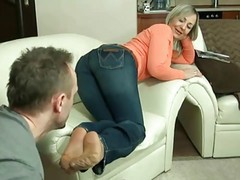 german nylon anal