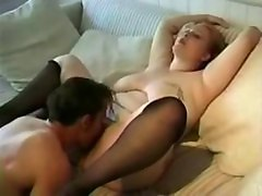 Chubby Bbw Teen Fucked In Stockings