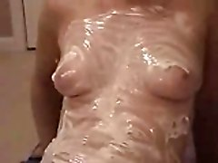 Whip Cream On Tits