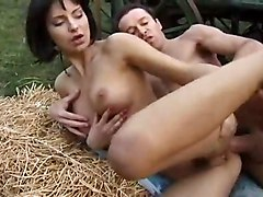 Slut Fuck In Farm