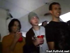 Frat Party Fucking