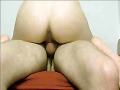 Tight Teen Rides Dick To Dripping Creampie