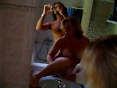 Clotilde Helene Nude In The Bathroom